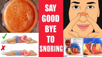Stop how naturally to snoring How To